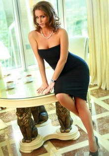 Damira, Madrid escort