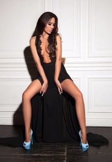 Aria, Madrid escort