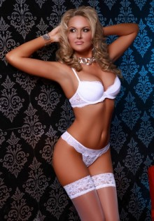 Madlen, Madrid escort