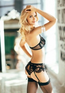 Olga-Sexsy, Madrid escort