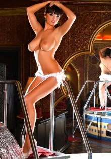 Annabel, Madrid escort