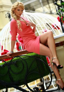 Katlin, Madrid escort